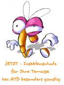 Insektenschutz ... jetzt zum Vorteilspreis!  mehr