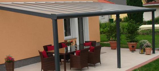 Wunderschöne Terrassen-Modelle ... auf Wunsch auch mit Fundament!  mehr